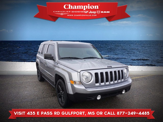 Pre-Owned 2014 Jeep Patriot Sport Alt Edition FWD