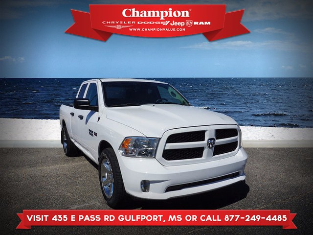 Certified Pre-Owned 2017 Ram 1500 Express 2WD