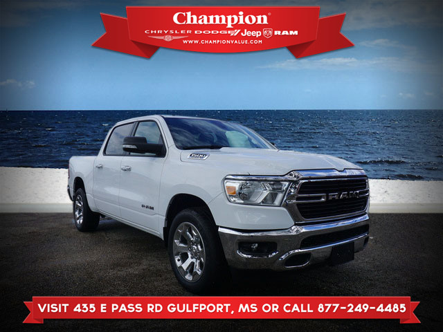 New 2019 RAM All-New 1500 Big Horn 2WD 5ft7 Box