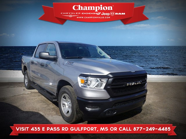 New 2019 RAM All-New 1500 Tradesman 2WD