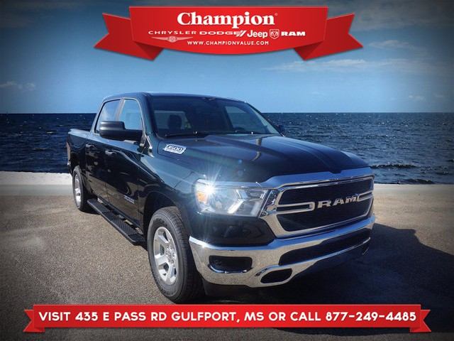 New 2019 RAM All-New 1500 Tradesman 4WD 5.7 Box