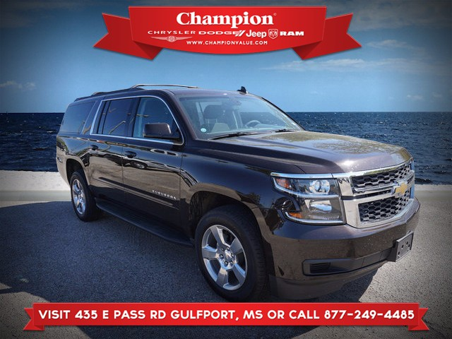Pre-Owned 2018 Chevrolet Suburban 1500 LS 2WD