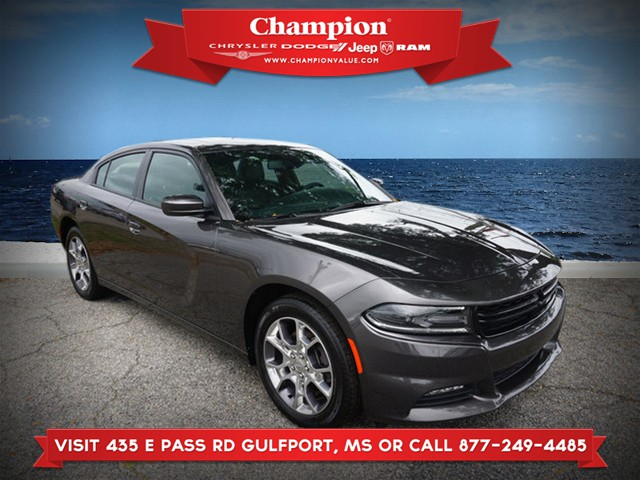 Certified Pre Owned 2017 Dodge Charger Sxt Awd 4 Dr Sedan In