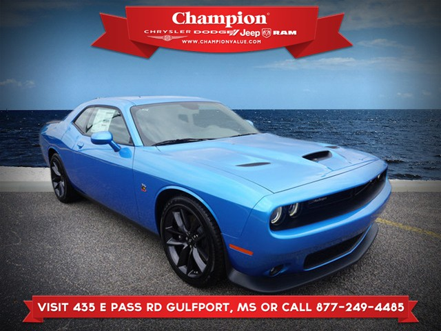 New 2019 DODGE Challenger R/T 392