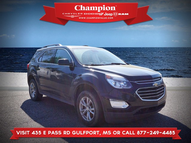 Pre-Owned 2016 Chevrolet Equinox LT FWD