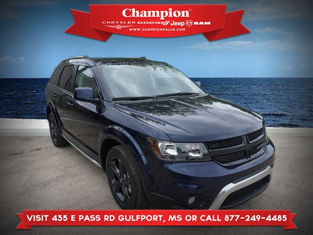 Certified Pre-Owned 2018 Dodge Journey Crossroad AWD