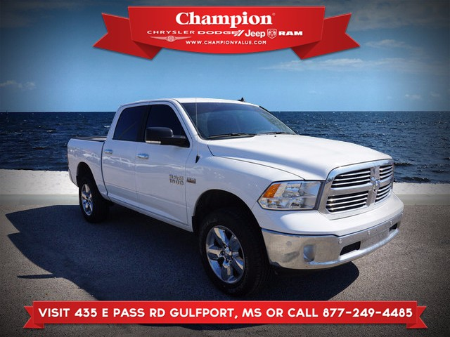 Certified Pre-Owned 2018 Ram 1500 Big Horn 4WD