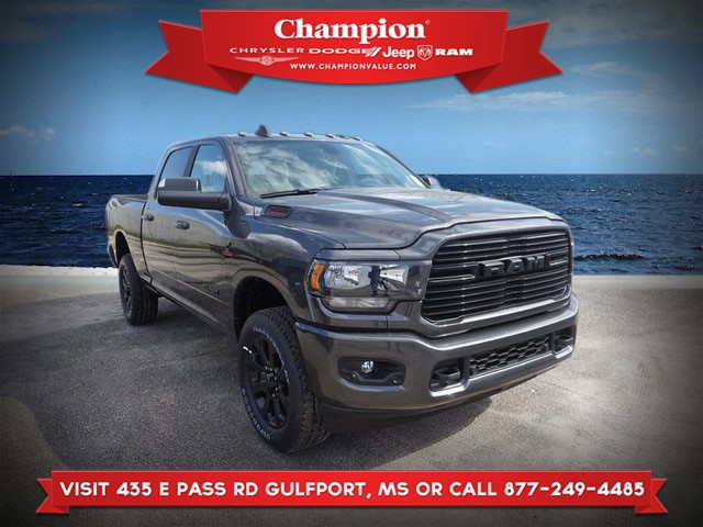 New 2020 RAM 2500 Big Horn 4WD 6ft4 Box