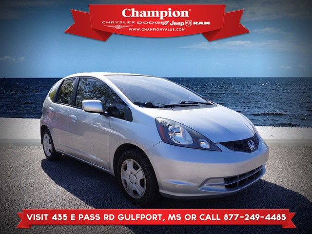 Pre-Owned 2013 Honda Fit Automatic