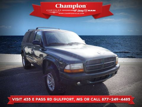 Pre-Owned 1998 Dodge Durango 4WD