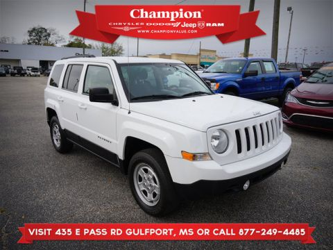 Pre-Owned 2014 Jeep Patriot Sport 4WD