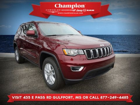 New 2018 JEEP Grand Cherokee Laredo 2WD