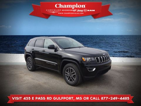 New 2019 JEEP Grand Cherokee Laredo 2WD