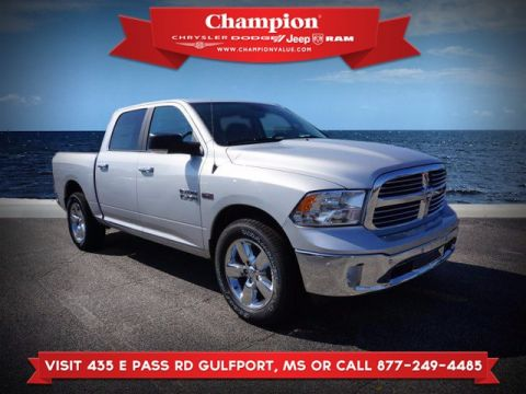 New 2018 RAM 1500 Big Horn 2WD 5.7 Box