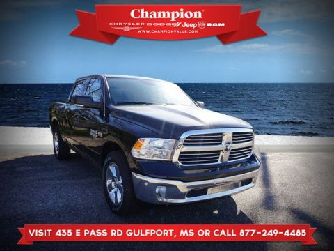 New 2019 RAM 1500 Classic Big Horn 2WD 5ft7 Box