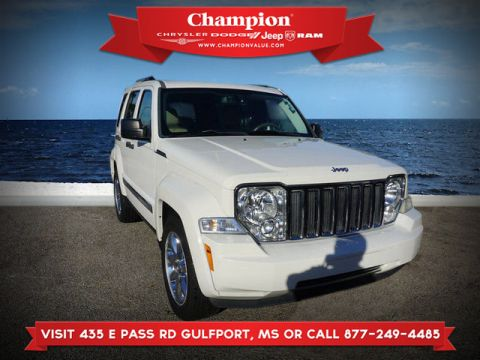 Pre-Owned 2010 Jeep Liberty Limited 2WD