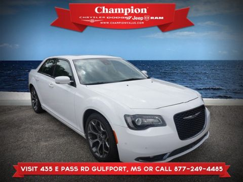Pre-Owned 2018 Chrysler 300 S RWD