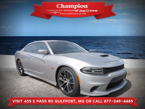 Pre-Owned 2018 Dodge Charger R/T Scat Pack RWD