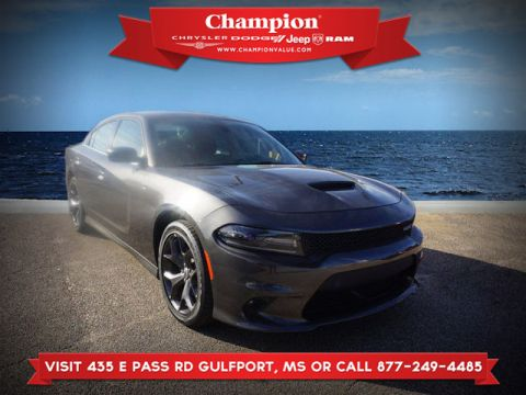 Certified Pre-Owned 2018 Dodge Charger SXT Plus RWD