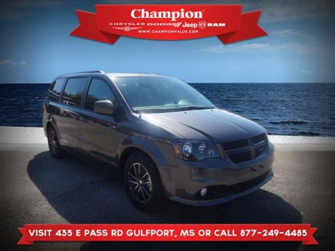 Certified Pre-Owned 2017 Dodge Grand Caravan GT Wagon